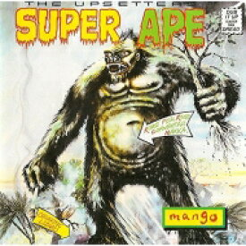 Lee Perry/Upsetters リーペリー/アップセッターズ / Super Ape 【LP】