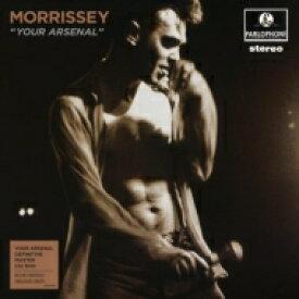 【送料無料】 Morrissey モリッシー / Your Arsenal: Definitive Master (+DVD) 輸入盤 【CD】