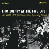 Eric Dolphy エリックドルフィー / At The Five Spot Vol.1 (アナログレコード / OJC) 【LP】