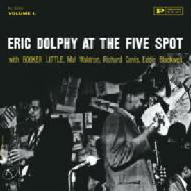 Eric Dolphy エリックドルフィー / At The Five Spot Vol.1 (アナログレコード / OJC) 【LP】
