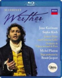 Massenet マスネ / 『ウェルテル』全曲 ブノワ・ジャコ演出、プラッソン&パリ・オペラ座、カウフマン、コッシュ、他(2010 ステレオ) 【BLU-RAY DISC】