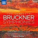 【送料無料】 Bruckner ブルックナー / 交響曲全集 ティントナー&スコティッシュ・ナショナル管、アイルランド国立…