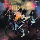 Kiss キッス / Alive 【LP】