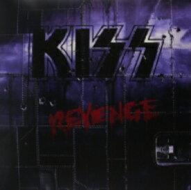Kiss キッス / Revenge (アナログレコード) 【LP】