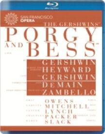 Gershwin ガーシュウィン / 『ポーギーとベス』全曲 ザンベロ演出、デメイン&サンフランシスコ歌劇場、L.ミッチェル、オウェンズ、他(2009 ステレオ)(日本語字幕付) 【BLU-RAY DISC】