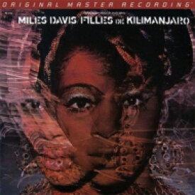 【送料無料】 Miles Davis マイルスデイビス / Filles De Kilimanjaro (高音質盤 / 45回転盤 / 2枚組 / 180グラム重量盤レコード / Mobile Fidelity) 【LP】
