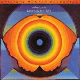【送料無料】 Miles Davis マイルスデイビス / Miles In The Sky (高音質盤 / 45回転盤 / 2枚組 / 180グラム重量盤レコード / Mobile Fidelity) 【LP】