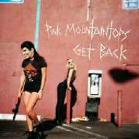 Pink Mountaintops / Get Back 輸入盤 【CD】