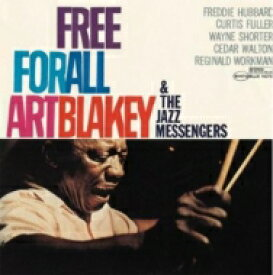 Art Blakey/Jazz Messengers / Free For All (アナログレコード / Blue Note) 【LP】