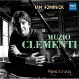 【送料無料】 Clementi クレメンティ / Piano Sonatas: Hominick 輸入盤 【CD】