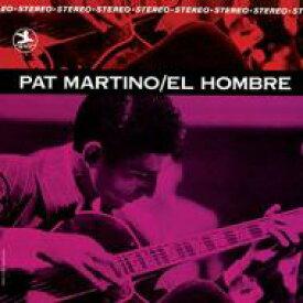 Pat Martino パットマルティノ / El Hombre (アナログレコード / OJC) 【LP】