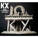 【送料無料】 KREVA クレバ / BEST ALBUM 「KX」 【初回限定盤】 【CD】