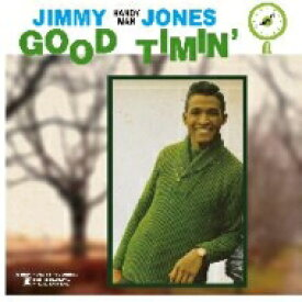 Jimmy Jones (Soul) / Good Timing 【CD】