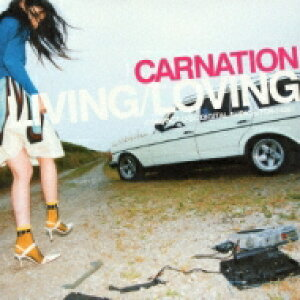 【送料無料】 Carnation カーネーション / LIVING / LOVING 【デラックス盤】 【CD】