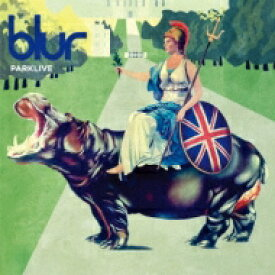 【送料無料】 Blur ブラー / Parklive: Live In Hyde Park 2012 【CD】