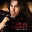 【送料無料】 『愛と狂気のヴァイオリニスト』 デイヴィッド・ギャレット(+DVD) 【SHM-CD】