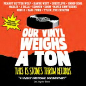 Our Vinyl Weighs A Ton (This Is Stones Throw Records) 【BLU-RAY DISC】
