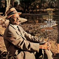 Horace Silver ホレスアンディ / Song For My Father (アナログレコード / Blue Note) 【LP】