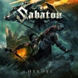 【送料無料】 Sabaton サバトン / Heroes 【CD】