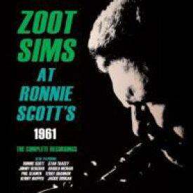 Zoot Sims ズートシムズ / At Ronnie Scott's 1961 輸入盤 【CD】