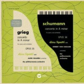 【送料無料】 Grieg/Schumann グリーグ/シューマン / Piano Concerto: Lipatti(P) Galliera / Karajan / Po 【SACD】
