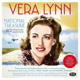 【送料無料】 Vera Lynn / National Treasure : The Ultimate Collection 輸入盤 【CD】