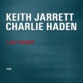 【送料無料】 Keith Jarrett/Charlie Haden キースジャレット/チャーリーヘイデン / Last Dance (2枚組アナログレコード) 【LP】