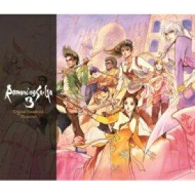 【送料無料】 Romancing SaGa 3 Original Soundtrack -REMASTER- 【CD】