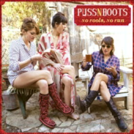Puss N Boots (Norah Jones) / No Fools, No Fun (アナログレコード / Blue Note) 【LP】