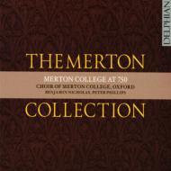 【送料無料】 The Merton Collection-merton College At 750: B.nicholas / P.phillips / Oxford Merton College Cho 輸入盤 【CD】