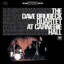 Dave Brubeck デイブブルーベック / At Carnegie Hall 【CD】