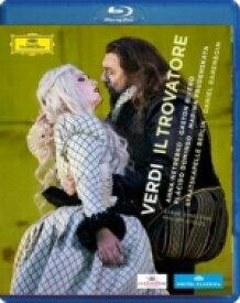 Verdi ベルディ / 『トロヴァトーレ』全曲 シュテルツェル演出、バレンボイム&ベルリン国立歌劇場、ネトレプコ、ドミンゴ、リベロ、他(2013 ステレオ) 【BLU-RAY DISC】