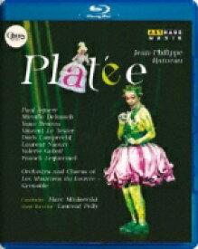 Rameau ラモー / 歌劇『プラテー』全曲 ペリー演出、ミンコフスキ&ルーヴル宮音楽隊、アグニュー、ル・テジエ、他(2002 ステレオ) 【BLU-RAY DISC】