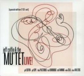 【送料無料】 Jeff Coffin / Mu'tet / Live! 輸入盤 【CD】
