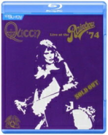 Queen クイーン / Live At The Rainbow '74 【BLU-RAY DISC】