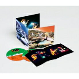 【送料無料】 Led Zeppelin レッドツェッペリン / Houses Of The Holy (2CD)(DeluxeEdition) 輸入盤 【CD】