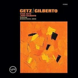 Stan Getz/Joao Gilberto スタンゲッツ/ジョアンジルベルト / Getz / Gilberto (180グラム重量盤レコード) 【LP】