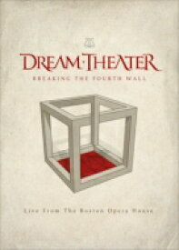 Dream Theater ドリームシアター / Breaking The Fourth Wall (Live From The Boston Opera House) 【BLU-RAY DISC】