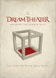 【送料無料】 Dream Theater ドリームシアター / Breaking The Fourth Wall (Live From The Boston Opera House) 【BLU-RAY DISC】