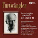 【送料無料】 Wagner ワーグナー / 管弦楽曲集第2集 フルトヴェングラー & ウィーン・フィル、ベルリン・フィル …