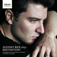 【送料無料】 Beethoven ベートーヴェン / ピアノ・ソナタ第14番『月光』、第29番『ハンマークラヴィーア』、『アテネの廃墟』より回教僧の合唱、トルコ行進曲 アレッシオ・バックス 輸入盤 【CD】