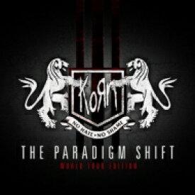 【送料無料】 KORN コーン / Paradigm Shift: World Tour Edition 【CD】