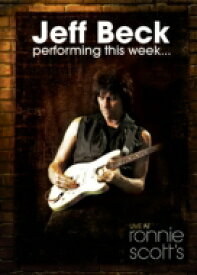 【送料無料】 Jeff Beck ジェフベック / Live At Ronnie Scott's 【BLU-RAY DISC】