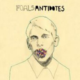 Foals フォールズ / Antidotes 輸入盤 【CD】