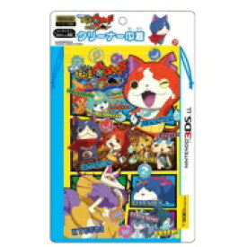 Game Accessory (Nintendo 3DS LL) / 映画妖怪ウォッチ ニンテンドー3DS LL対応クリーナー巾着 ポップ 【GAME】