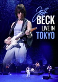 Jeff Beck ジェフベック / Live In Tokyo 【BLU-RAY DISC】