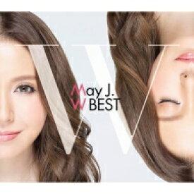 【送料無料】 May J. メイジェイ / May J. W BEST -Original & Covers- (2CD+2Blu-ray) 【CD】
