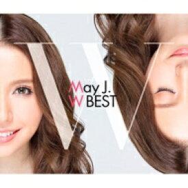 【送料無料】 May J. メイジェイ / May J. W BEST -Original & Covers- (2CD+DVD) 【CD】