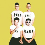 Walk The Moon / Talking Is Hard 輸入盤 【CD】