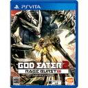 【送料無料】 Game Soft (PlayStation Vita) / ゴッドイーター2 レイジバースト 【GAME】
